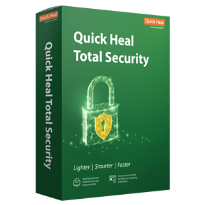 Quick Heal Total Security 19.00 (12.1.1.27) Crack